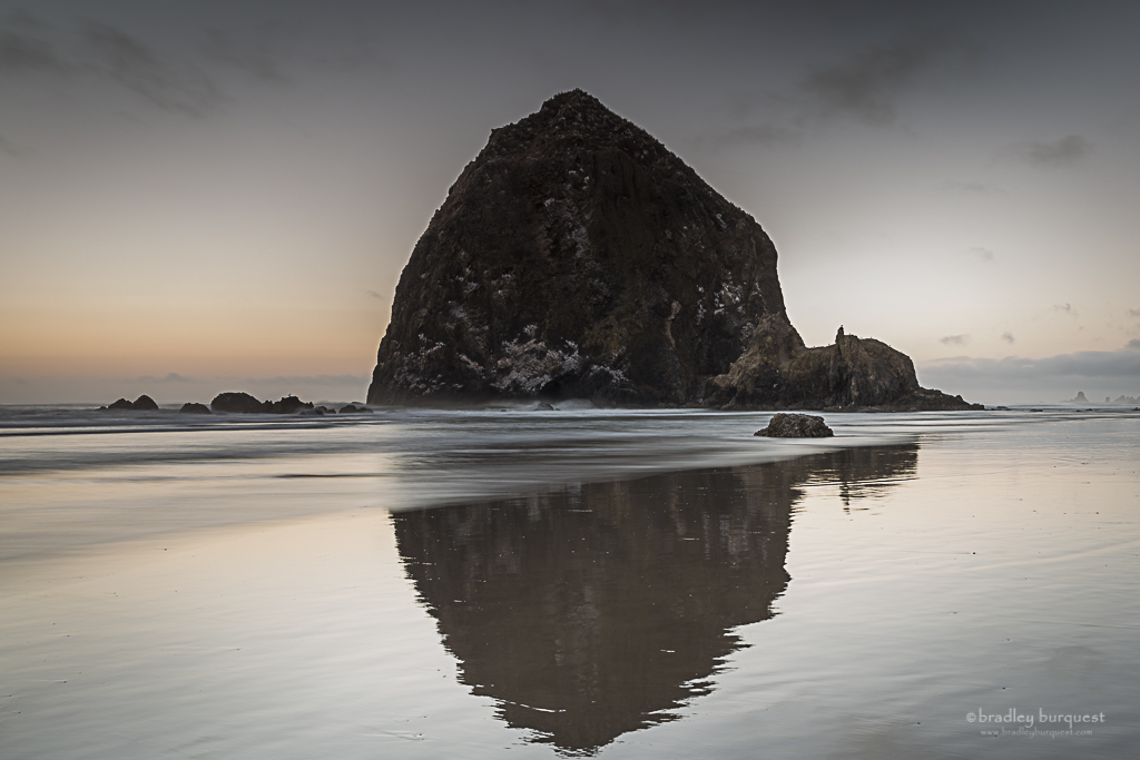 The Haystack at Cannon Beach, Oregon