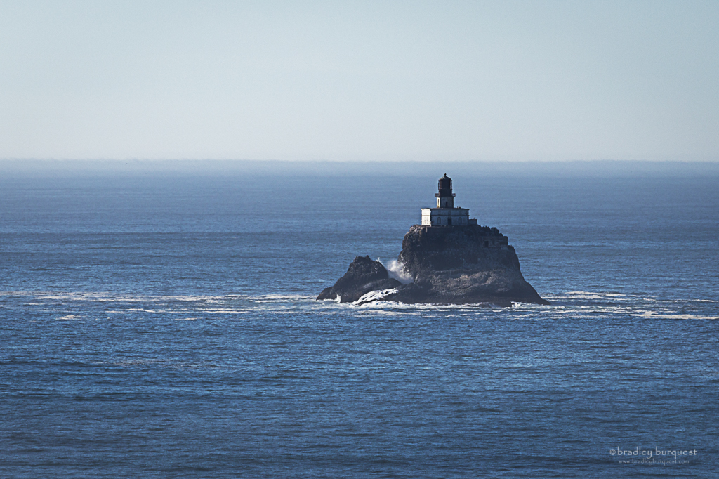 Lighthouse from Ecola State Park,  Oregon